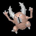 Modèle de Scarabrute - Pokémon GO