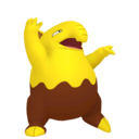 Modèle de Soporifik - Pokémon GO