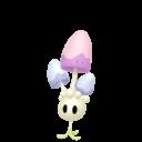Modèle de Spododo - Pokémon GO