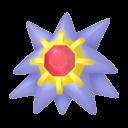 Fiche Pokédex de Staross / Starmie