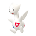 Fiche Pokédex de Togetic / Togetic