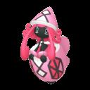 Modèle de Tokopiyon - Pokémon GO
