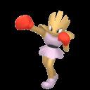 Modèle de Tygnon - Pokémon GO