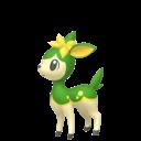 Modèle de Vivaldaim Été - Pokémon GO
