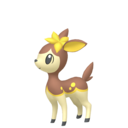 Modèle de Vivaldaim Hiver - Pokémon GO