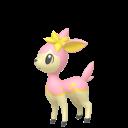Modèle de Vivaldaim Printemps - Pokémon GO