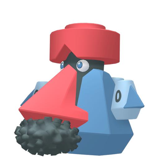 Modèle de Tarinorme - Pokémon GO
