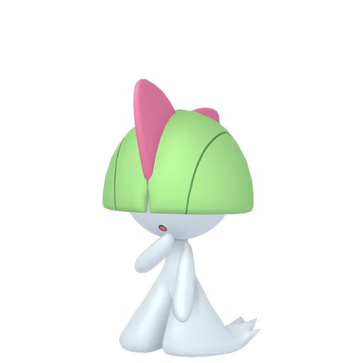 Modèle de Tarsal - Pokémon GO