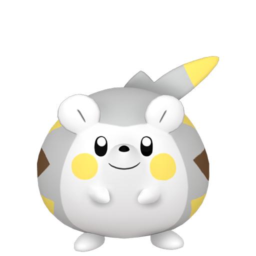 Modèle de Togedemaru - Pokémon GO