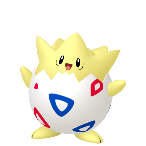 Artwork de Togepi