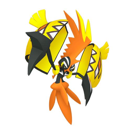 Modèle de Tokorico - Pokémon GO