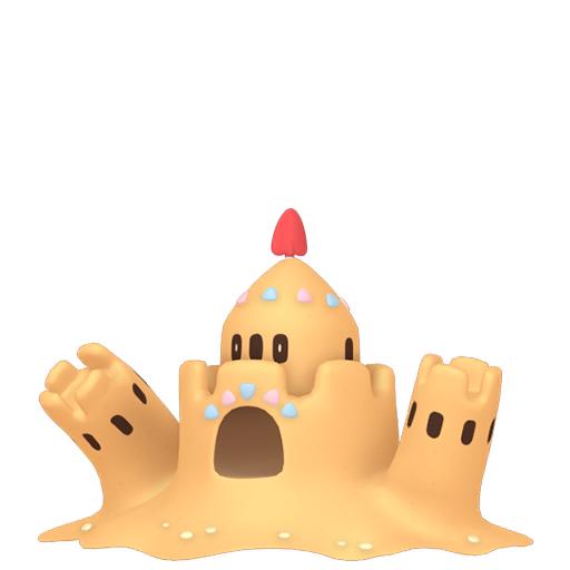 Modèle de Trépassable - Pokémon GO