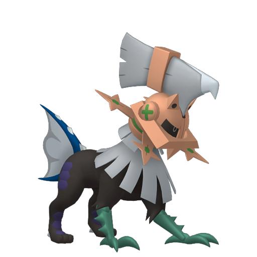 Modèle de Type:0 - Pokémon GO