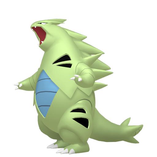 Modèle de Tyranocif - Pokémon GO