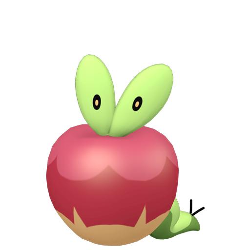 Modèle de Verpom - Pokémon GO