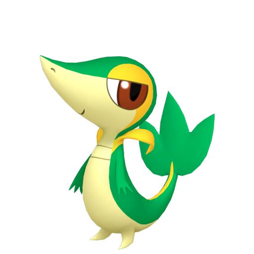 Modèle de Vipélierre - Pokémon GO