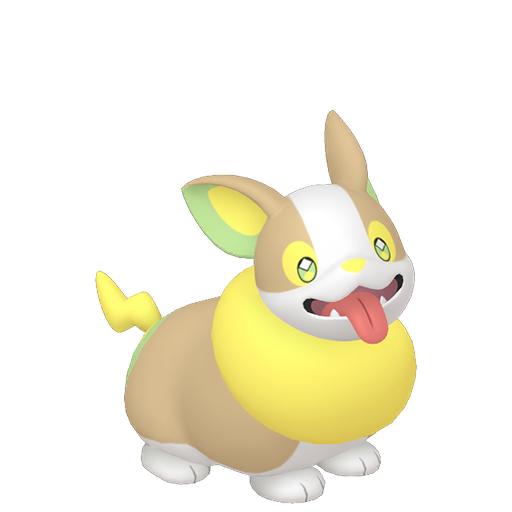 Modèle de Voltoutou - Pokémon GO