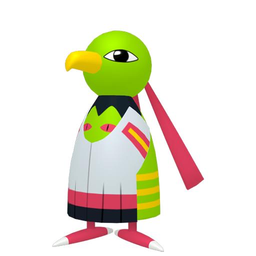 Modèle de Xatu - Pokémon GO