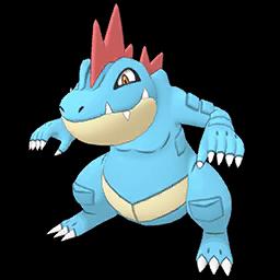 Pokémon Masters - Aligatueur
