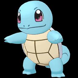 Pokémon Masters - Carapuce