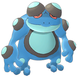 Duo Bardane et Crapustule sur Pokémon Masters