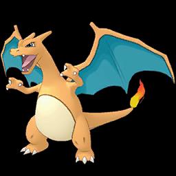 Pokémon Masters - Dracaufeu