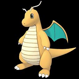 Peter et Dracolosse Pokémon Masters
