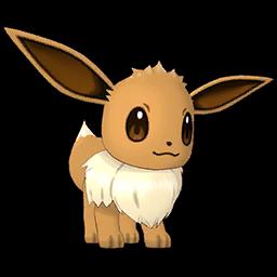 Duo Leaf et Évoli sur Pokémon Masters