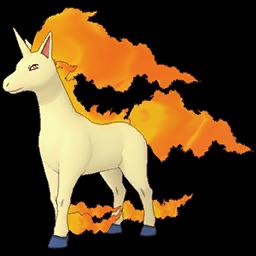 Pokémon Masters - Galopa