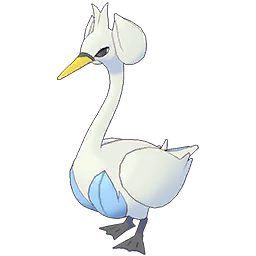 Duo Carolina et Lakmécygne sur Pokémon Masters