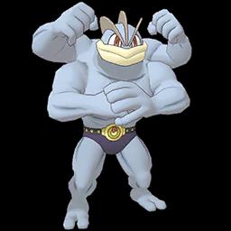 Mackogneur Pokémon Masters