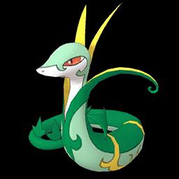 Pokémon Masters - Majaspic