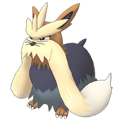 Duo Tcheren et Mastouffe sur Pokémon Masters