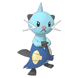Pokémon Masters - Mateloutre