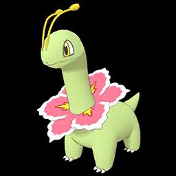 Duo Célesta et Méganium sur Pokémon Masters
