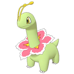 Pokémon Masters - Méganium