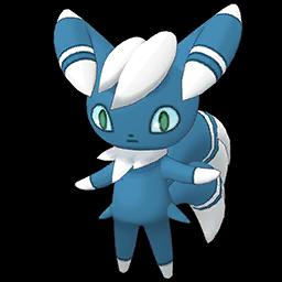 Duo Kalem et Mistigrix sur Pokémon Masters