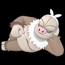 Monaflémit Pokémon Masters