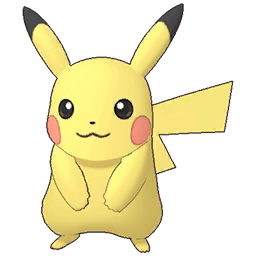 Duo Joueur et Pikachu sur Pokémon Masters