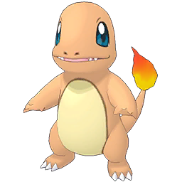 Pokémon Masters - Salamèche