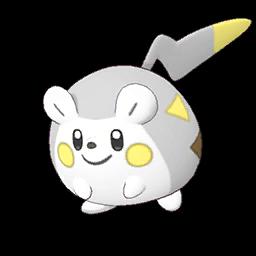 Duo Chrys et Togedemaru sur Pokémon Masters