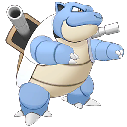 Pokémon du Duo Blue (Look Ultime) et Tortank - Pokémon Masters