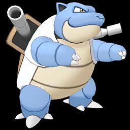 Pokémon Masters - Tortank