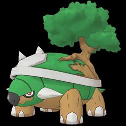 Pokémon Masters - Torterra