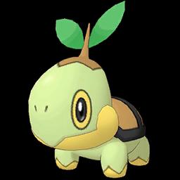 Pokémon Masters - Tortipouss