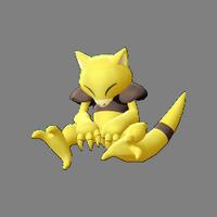 Pokémon abra