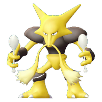 Pokémon alakazam