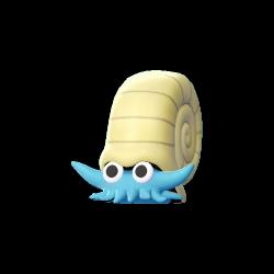 Pokémon amonita