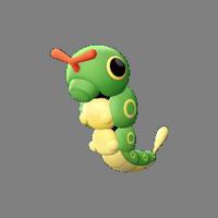 Pokémon chenipan