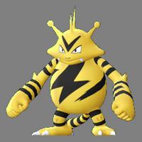 Pokémon elektek